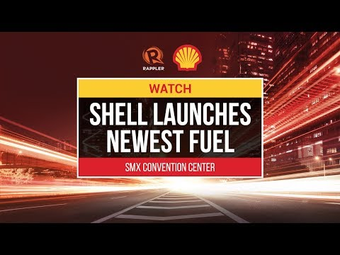 LIVE: Shell launches new fuel