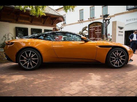 2017 Aston Martin DB11 U.S. Debut - 2016 Monterey Car Week