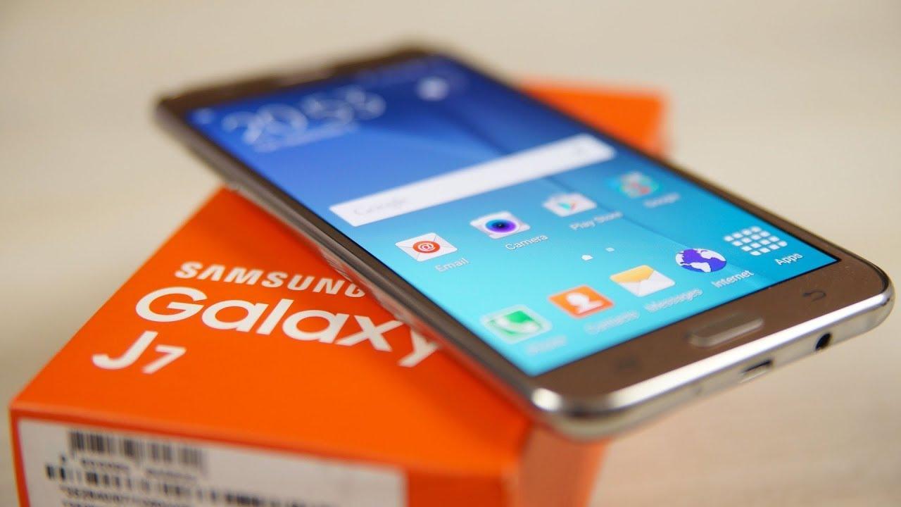 Обзор Смартфона Samsung j7 (2019)