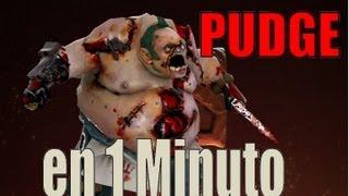Pudge en 1 Minuto / Guia Dota 2 thumbnail