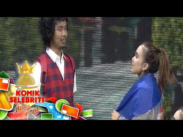 Dodit Mulyanto, Ayu Ting Ting  Malin Mencari Cinta  - Komik Selebriti (16/3)