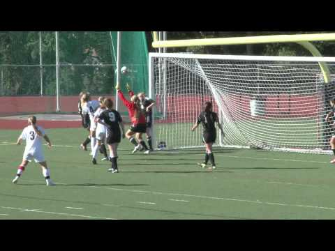 NCS Girls Soccer-Novato High vs Athenian Academy