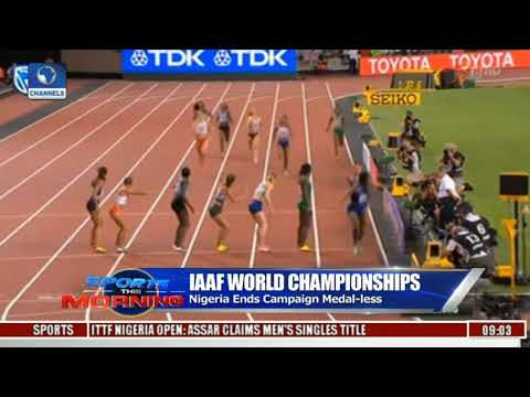 Nigeria's Performance At IAAF World Championships l Sports This Morning l