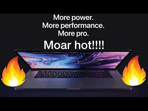 MacBook Pro 2018: A Hot Mess