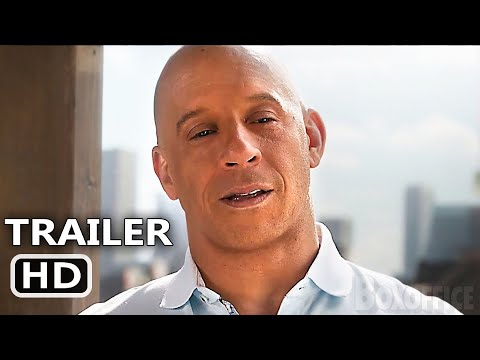 FAST 9 Super Bowl Trailer (NEW 2021) Fast And Furious 9, John Cena