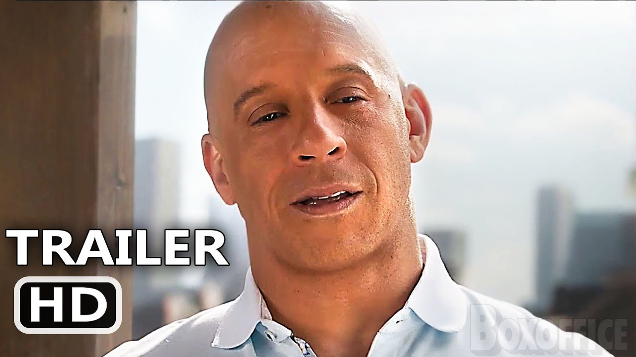 Download FAST 9 Super Bowl Trailer (NEW 2021) Fast And Furious 9, John Cena
