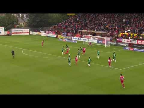 Exeter City Walsall Goals And Highlights