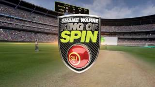 Shane Warne King of Spin VR Trailer