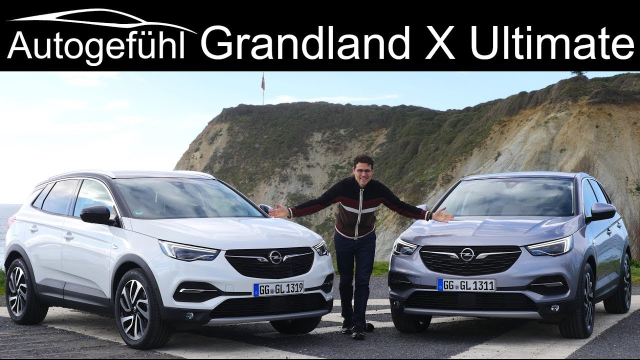 opel grandland x ultimate full review vauxhall grandland top trim autogef hl youtube. Black Bedroom Furniture Sets. Home Design Ideas