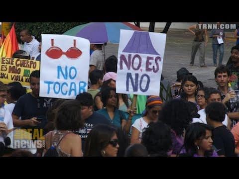 SlutWalk Lands in Tegucigalpa