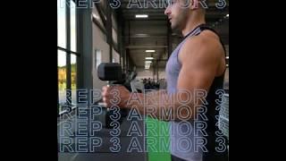 Rep 3 Armor 3: Shoulders