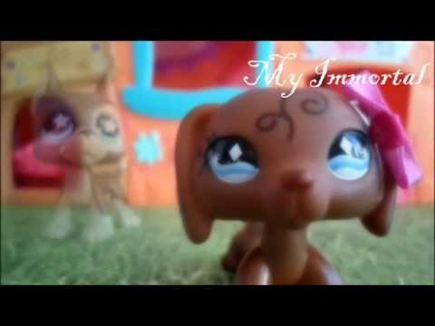 LPS: My Immortal (Evanescence) Music Video Littlest Pet Shop