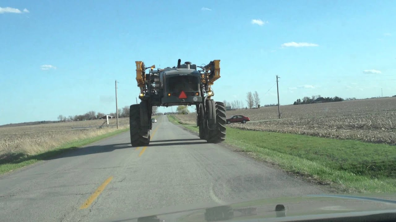 Image result for farm vehicle on road