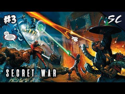 where-are-the-avengers?-marvel's-secret-war-#3- -explained-in-hindi