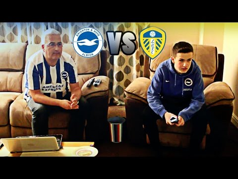 'DISAPPOINTING RESULT' -  LEEDS VS BRIGHTON - 18-03-17