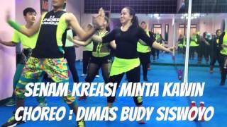 Video Minta Kawin Senam Kreasi Dangdut Choreo: Dimas Budy Siswoyo download MP3, 3GP, MP4, WEBM, AVI, FLV Agustus 2017