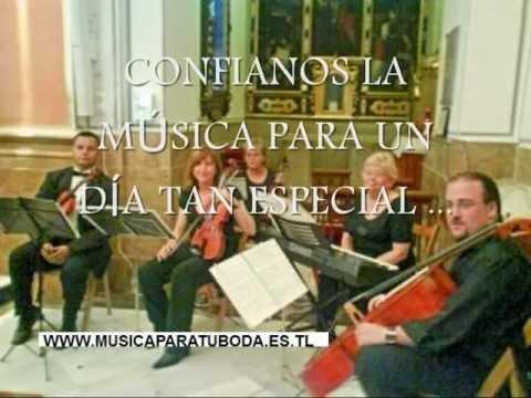 Beneixama Alicante musica ceremonias boda violines organo sopran