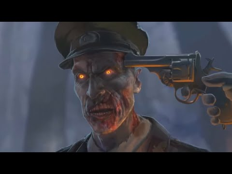 Black Ops 4 Zombies Movie | All Call Of Duty Black Ops 4 Zombies Storyline Cutscenes