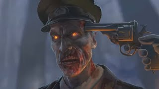 Black Ops 4 Zombies Movie   All Call of Duty Black Ops 4 Zombies Storyline Cutscenes