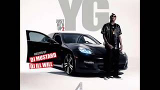 YG Ft Will Claye- IDGAF Instrumental]