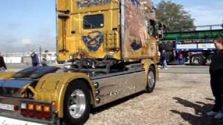 Scania Longline 164L 580 V8 PKM Logistique