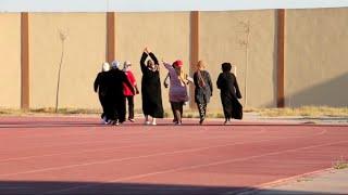 أخبار خاصة | وداد #امراة ليبية تؤسس أول نادي رياضي للنساء