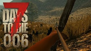 7 Days to Die [006] [Der Her der Horde] [Let's Play Gameplay Deutsch German] thumbnail