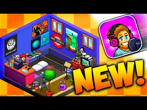PewDiePie's New TUBER SIMULATOR - Tutorial & Intro! EP#1