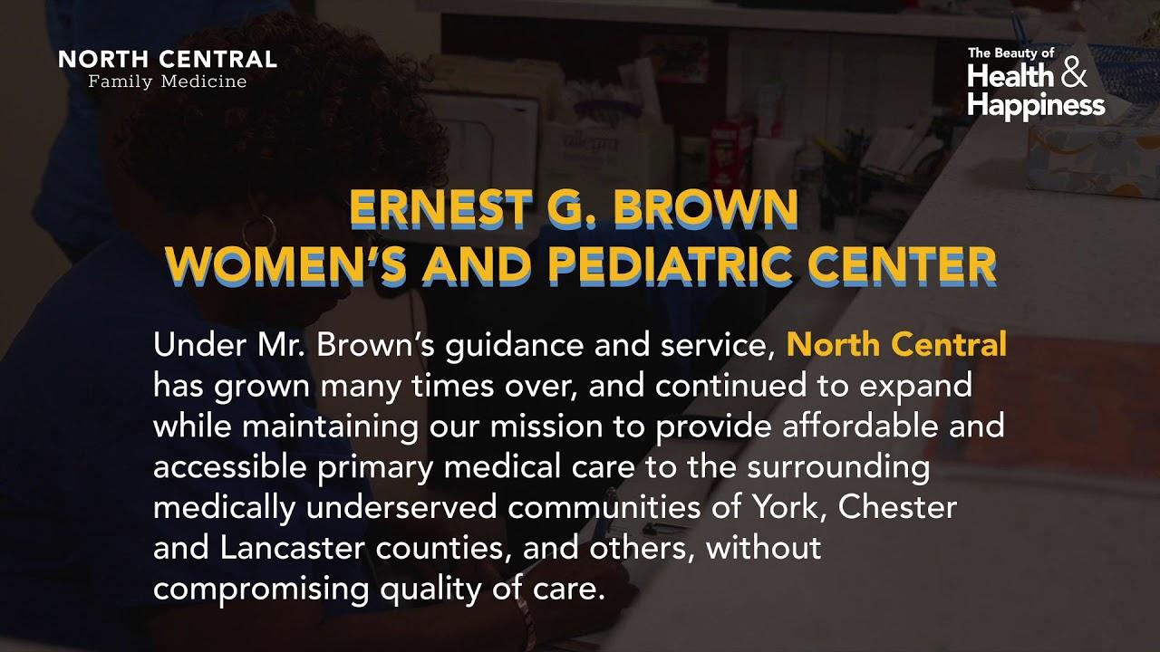 Ernest G  Brown Center - North Central Family Medical Center : North