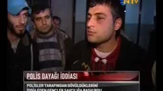Yine Polis Dayağı, Yılbaşı, Taksim, Orantısız Güç, İstanbul