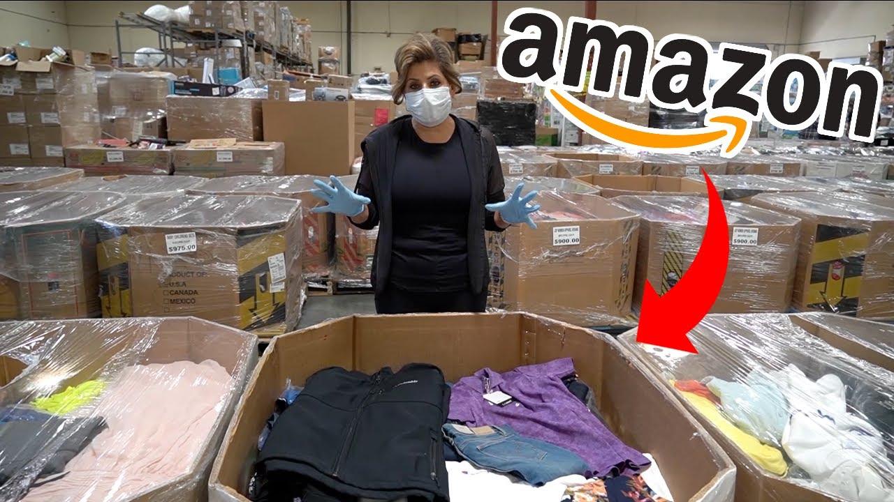 Mostrando Pallet De Amazon Mucha Marca Youtube