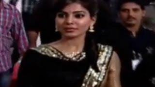 Samantha Entry | Attarintiki Daredi Audio Launch HD | Pawan Kalyan, Samantha, DSP