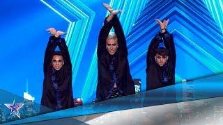De un baile a una CARRERA de TACONES entre los JUECES | Audiciones 6 | Got Talent España 5 (2019)