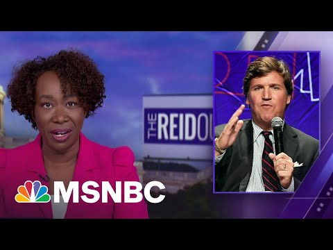 'A Male Karen': Joy Reid Says Tucker Carlson Is 'Weaponizing His Fake Victimhood' | The ReidOut