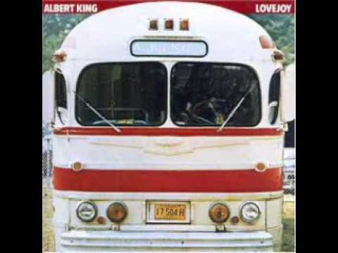 Albert King: Lovejoy (1971) [Álbum Completo]