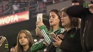 Himnos Mexico vs Chile 2019 thumbnail