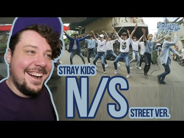 """Mikey Reacts to Stray Kids """"극과 극(N/S)"""" Video (Street Ver.)"""