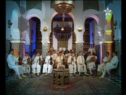 Abderrahim ABDELMOUMEN & Groupe Temsamani sur RTM1 (1)