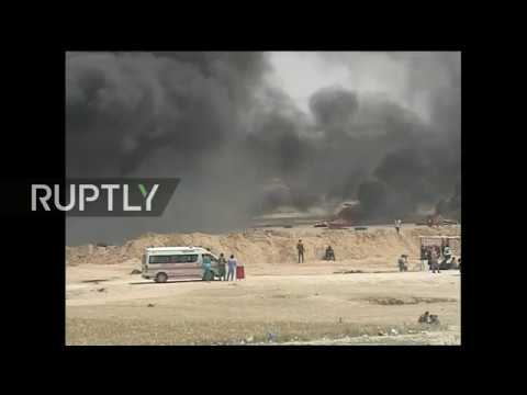 LIVE: Gaza protests continue in Rafah for 'March of Return'