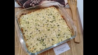 Запеканка из кабачка и адыгейского сыра: рецепт от Foodman.club