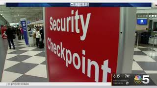 TSA Agent Injures Man's Testicles During Search