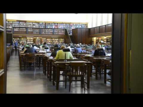100 Jahre Deutsche Nationalbibliothek in Leipzig
