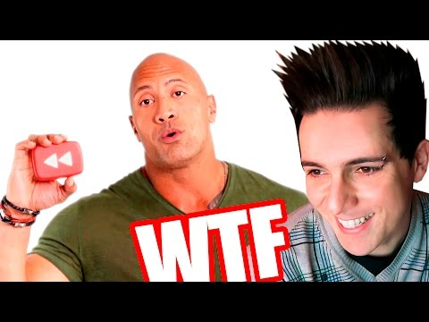 YOUTUBE REWIND 2016 - WTF??? | Video Reaccion