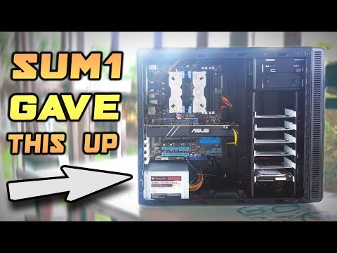 How to RESTORE an Old Gaming PC - The Tech YES Process
