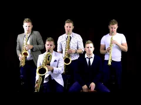 Pusher Love Girl - Pentatonix (PTX) / Justin Timberlake Saxophone Cover by Tristan Blackwell