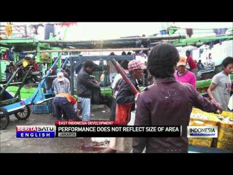 Western Indonesia Still Dominates Development Funds