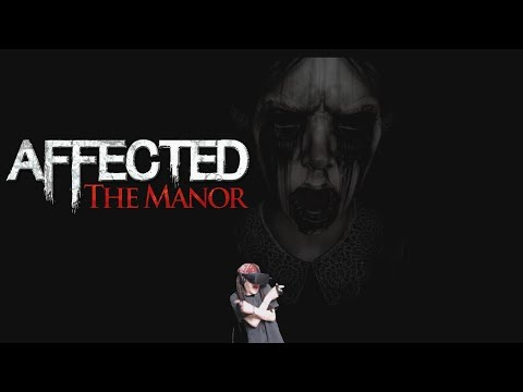 Exploring A Haunted House - (Affected The Manor)
