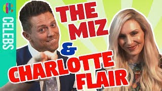 WWE | The Miz and Charlotte Flair Answer Your Questions!