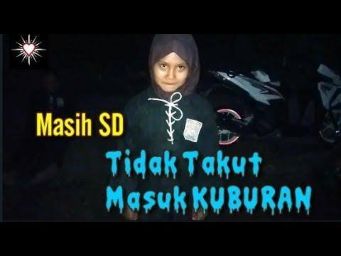 Siswa PSHT, Masih SD Tidak Takut Masuk Kuburan Saat Pengambilan Sabuk