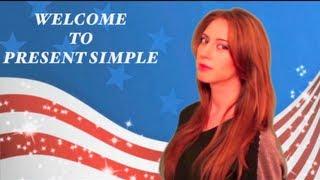 Present Simple ч.1. Урок английского языка. Грамматика. Английский для начинающих. 1